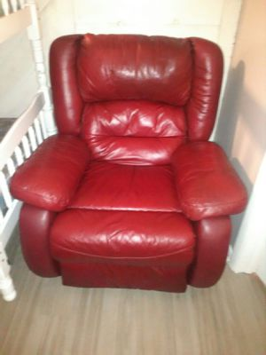 Sofa and Recliner Chair for Sale in Wichita, KS
