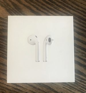 CBS Apple Air Pods White Wireless Ear Headphones - New/Sealed in Box for Sale in Arvada, CO
