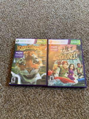 Xbox 360 Kinect game bundle for Sale in Portland, OR