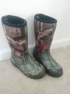 Boys Bog Boots size 5 for Sale in Colorado Springs, CO