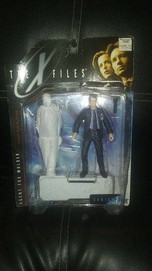 Fox Mulder Collectors figure for Sale in National City, CA