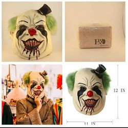 Black Hat Clown Mask - NEW for Sale in San Angelo,  TX