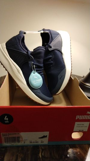 Puma( Navy Blue) Size 4 for Sale in Washington, DC