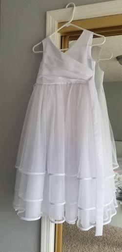 Flower girl dress. Size 8. for Sale in Camas,  WA