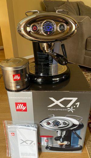 Illy Iperespresso X7.1 espresso machine for Sale in Canton, MI