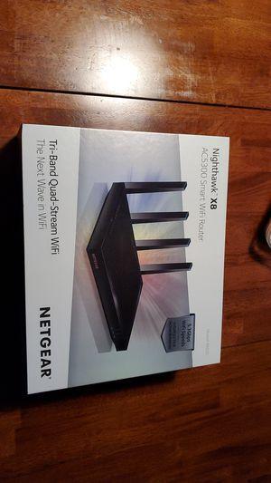 Netgear Nighthawk AC5300 Smart Wifi router for Sale in Federal Way, WA