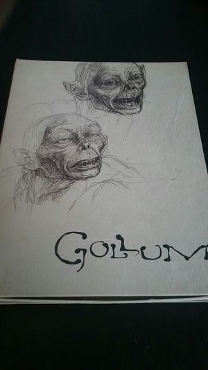 Gollum Dvd Collectors Edition for Sale in Port Norris, NJ