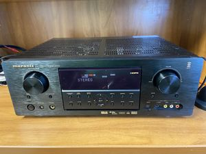 Marantz SR 5002 7.1 channel HDMI 4 to 16 ohms XM Ready surround Sound. Dolby Digital surround EX, DTS-ES. Used but excellent condition. No remote i for Sale in Los Angeles, CA