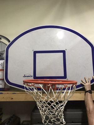 Jaypro Basketball Hoop - no pole for Sale in Doral, FL