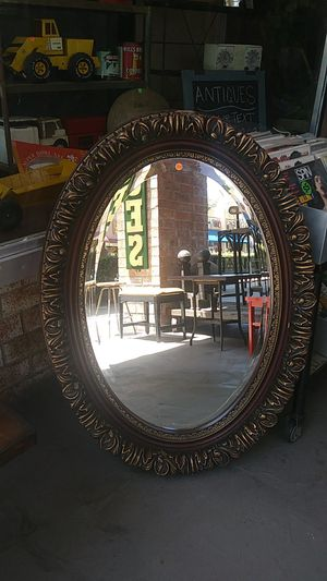 Decorative mirror with beveled edge for Sale in Hayward, CA