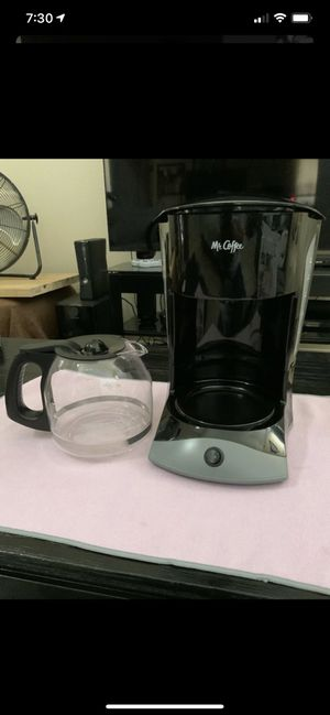 Mr. Coffee Switch 12-Cup Coffee Maker for Sale in Las Vegas, NV