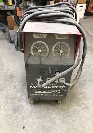Marquette 248 portable spot welder! for Sale in Bala Cynwyd, PA