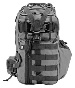 Grey/Black Sling Backpack for Sale in Albuquerque, NM