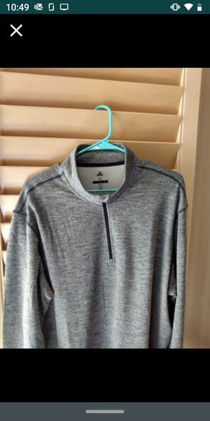 ADIDAS LONG SLEEVE SPORT SWEATER BRAND NEW!! BEST PRICED AND LOCAL PICK UP!! for Sale in Perris, CA