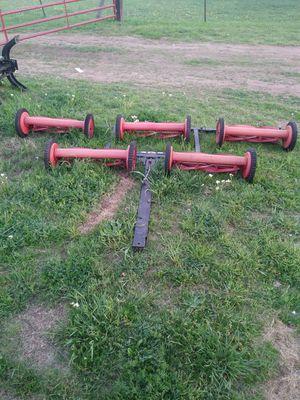 Pull pro mow 5 reel 82in cut for Sale in Lawton, OK