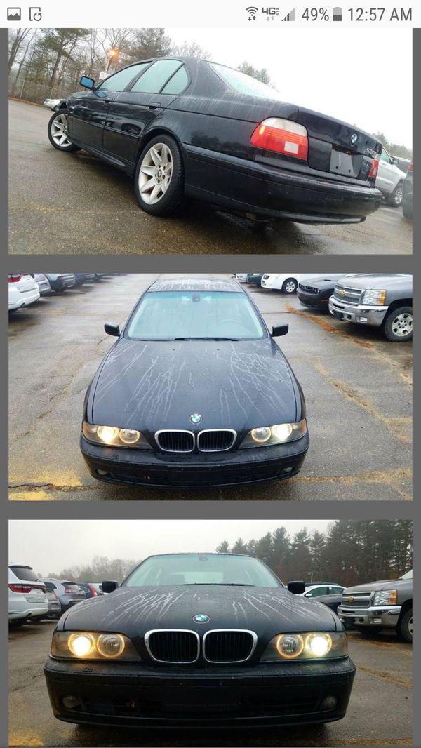 2001 BMW 530i ---- leather ----sunroof