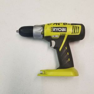 RYOBI 18 VOLT DRILL 🛑TOOL ONLY/NO BATERIA for Sale in Houston, TX