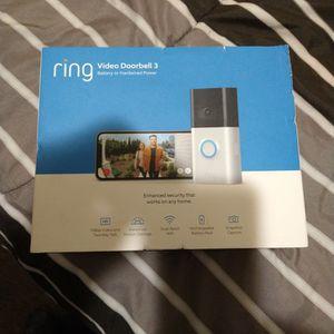Ring Video Doorbell for Sale in Vallejo, CA