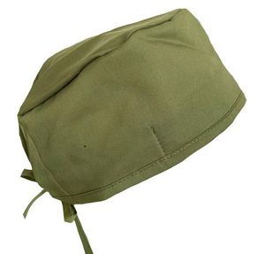 Olive Green Surgical Scrub Cap Hat for Sale in Chandler, AZ