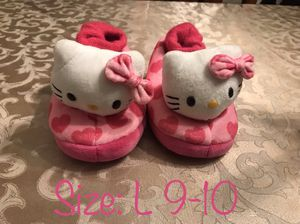 Like New Hello Kitty Slippers for Sale in Chula Vista, CA