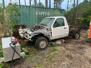 2003 Ford ranger cab and chasy for Sale in Saint Johns, FL