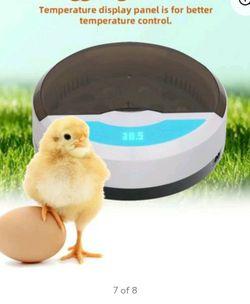 Egg Incubator New for Sale in Edison,  NJ