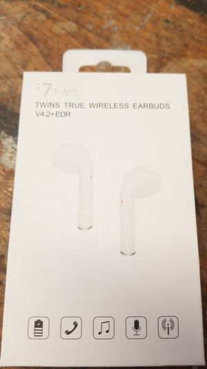 New Gold bluetooth earbuds headphones for Sale in Selma, TX