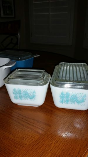 Vintage pyrex for Sale in YSLETA SUR, TX