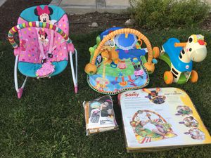 Baby Toys and Stuff for Sale in Fontana, CA