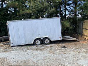Enclosed car trailer for Sale in Decatur, GA
