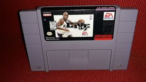 Super nintendo nba live 97 for Sale in San Diego, CA