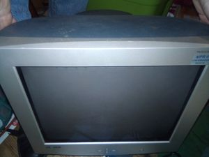 Canon printer and vintage monitor for Sale in Lake Charles, LA