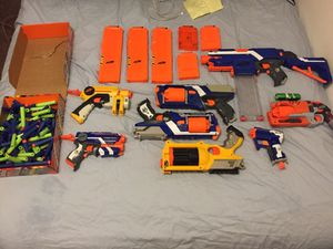 Nerf guns for Sale in Gambrills, MD
