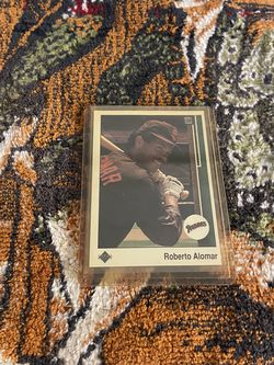 Roberto Alomar Sleek Padres Card for Sale in Fort Washington,  MD