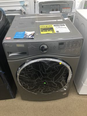 Whirlpool Stainless steel Frontload Washer on sale for Sale in Norcross, GA