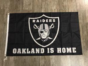 Oakland Raiders flag for Sale in Modesto, CA