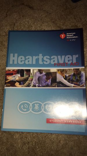 CPR and First Aid Textbooks for Sale in Fort McDowell, AZ