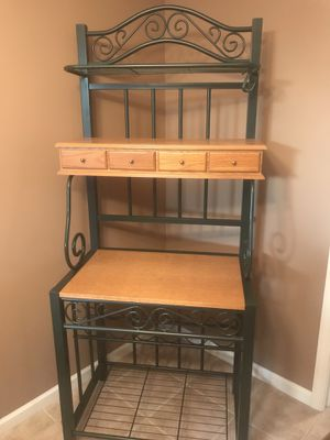 Kitchen Bakers Rack for Sale in Columbia, MO