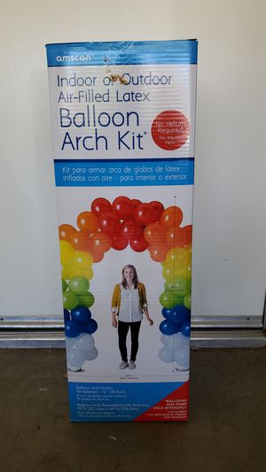 Balloon Arch Kit for Sale in Chandler, AZ