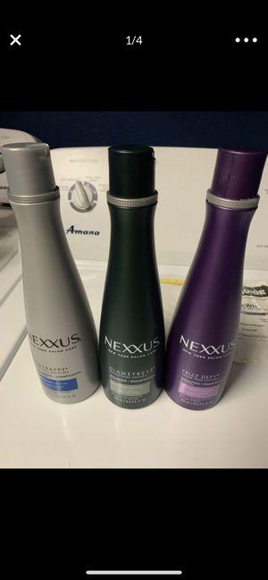 Nexxus shampoo and acondicionador😃 for Sale in Hemet, CA