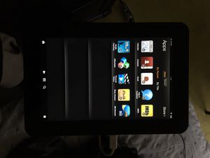 Amazon fire kindle tablet for Sale in Valley View, OH