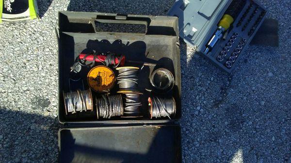 Classic soldering kit