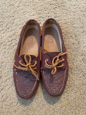 Women's size 7 Sperry's for Sale in Springfield, VA