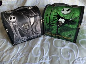 The Nightmare Before Christmas Treasure Chest for Sale in Carson, CA