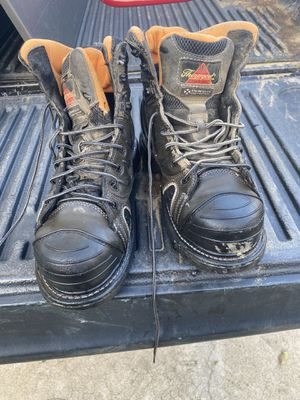 Thorgood work boots for Sale in Ceres, CA