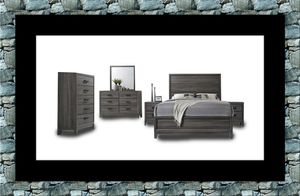 11pc Kate bedroom set with mattress for Sale in Takoma Park, MD