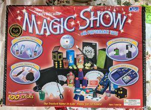 Cadaco Spectacular Magic Show for Sale in Elma, WA