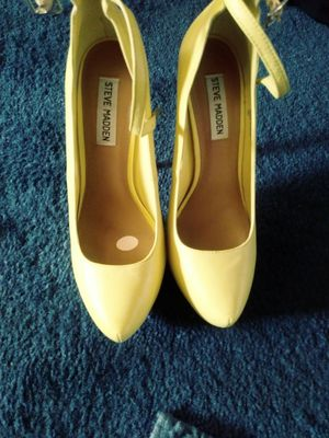 Steve Madden heels worn but in good condition for Sale in Columbus, OH