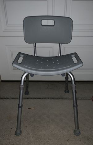 Handicap shower chair for Sale in Irwin, PA