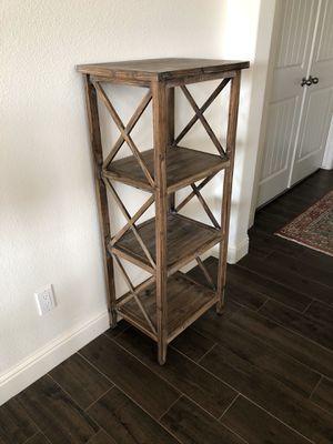 Rustic Shelving Unit for Sale in Clovis, CA